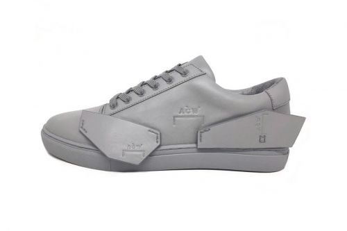 """A First Look at A-COLD-WALL*'s New SHARD Low """"Clay"""" Sneaker"""