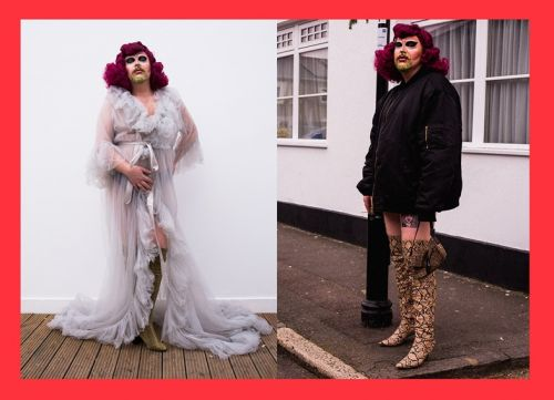 The difficulty of finding fabulous clothes as a fat drag queen