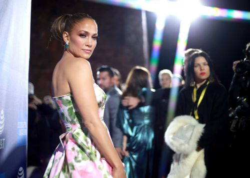 See What J.Lo, Laura Dern, Charlize Theron and More Wore to the Palm Springs International Film Festival Gala
