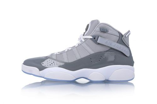"""Jordan 6 Rings Looks to the Archives With """"Cool Grey"""" Makeover"""