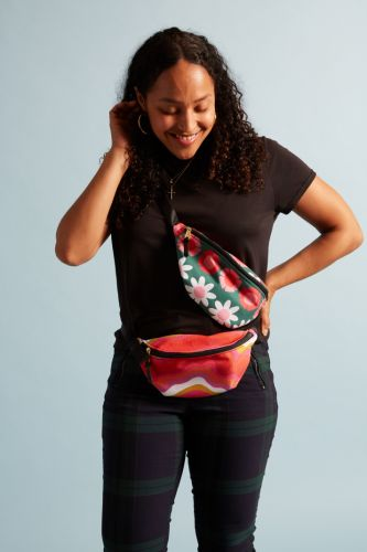 Society6 Is Launching Fanny Packs Just In Time for Festival Season