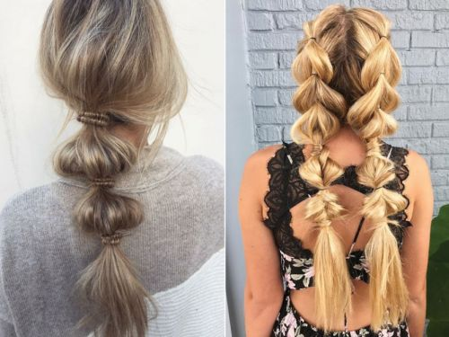 The Latest in Music Festival Season Hair Trends