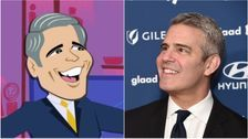 Andy Cohen Vows To Get 'Way Too Personal' In Trailer For New Animated Series