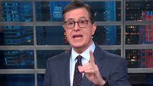 Stephen Colbert Has A Reminder For Trump And Fox News 'On Behalf Of The American People'