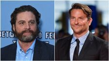 Zach Galifianakis Apologizes For Calling Bradley Cooper A 'Hot Idiot'