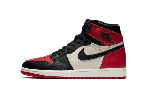 """Nike Blends Two Classic Air Jordan 1 Colorways With """"Bred Toe"""""""