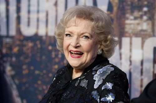Betty White's Health Secrets Include Vodka, So There's That
