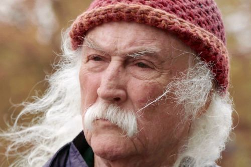 David Crosby on kicking drugs in prison: 'S--tty way to do it'
