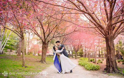 Sarah + Shoair Canadian Indian Wedding by Qiu Photography