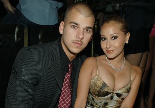 Adrienne Bailon Admits Her Relationship With Rob Kardashian Is The 'Shortest' She's Ever Had