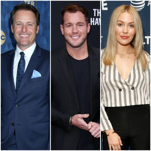 Chris Harrison Reacts to Colton Underwood and Cassie Randolph's 'Heartbreaking' Drama Following Split