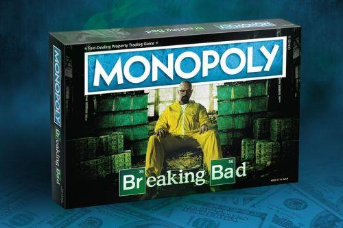 Tread Lightly in Monopoly's New 'Breaking Bad' Board Game