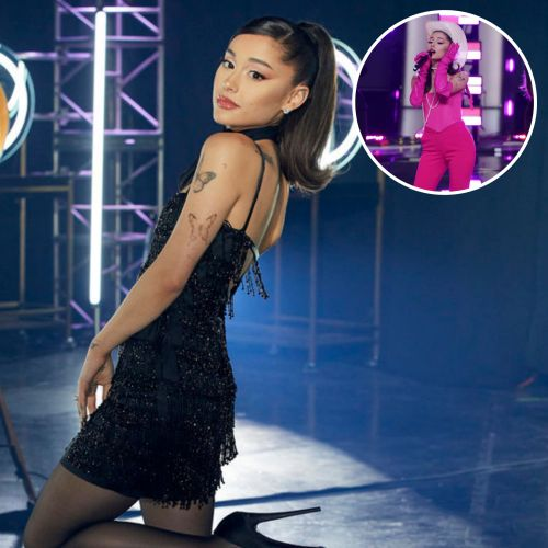 Ariana Grande Is Bringing Her Style to 'The Voice': See Her Outfits Week After Week