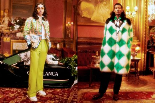 Casablanca Heads to the Race Tracks and Casinos of Monaco for FW21
