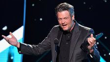 Blake Shelton Falls On Stage, Says 'Yes I Had Been Drinking. A Lot.'