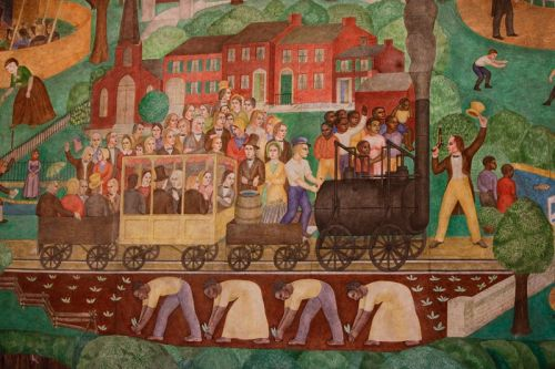 University of Kentucky Sued Over Plans to Remove Mural Depicting Slavery
