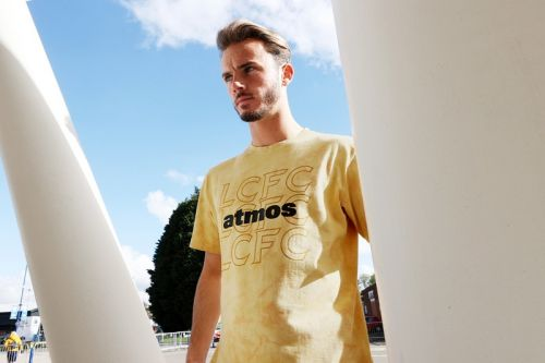 Leicester City Football Club and atmos Link up for 'Fearless Collection'