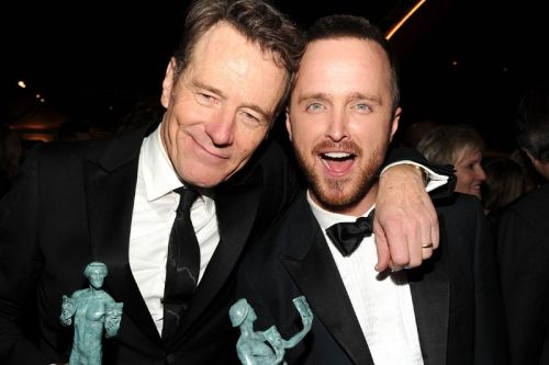 Aaron Paul & Bryan Cranston of 'Breaking Bad' Continue to Tease Mystery Project