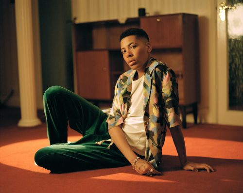 Celebrate World Poetry Day with Browns Fashion and Kai-Isaiah Jamal