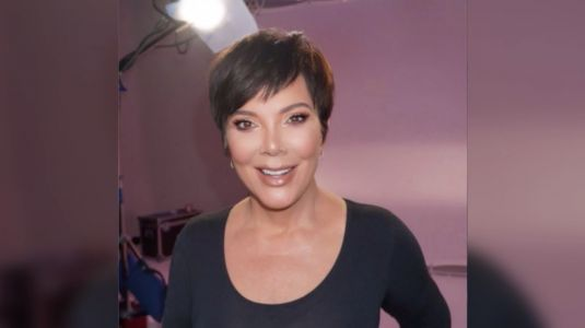 Hot Mama! Kris Jenner, 62, Shows Off Her Figure In See-Through Mesh Jumpsuit