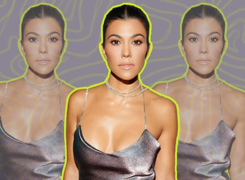 Kourtney Kardashian Thinks People Are Hating on Her For Being a Mom