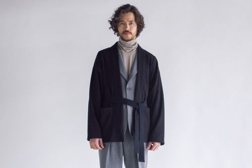 Rainmaker Kyoto's FW19 Collection Gives Japanese Heritage Pieces Western Flair