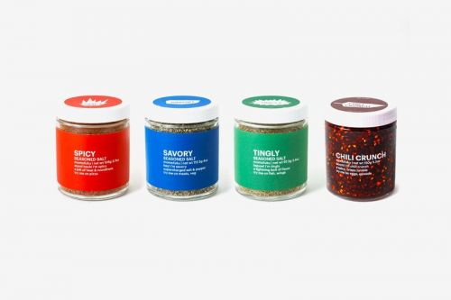 Momofuku Launches Line for Home Cooks With Chili Crunch and Seasoned Salts