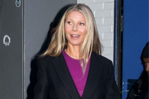 Gwyneth Paltrow Using A Massive Purse To Hide Her Face Is Our Spirit Animal