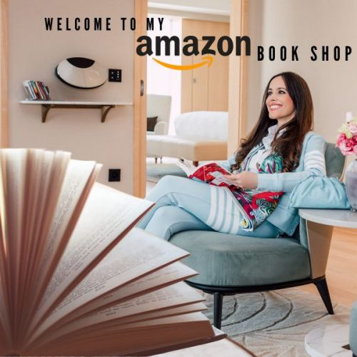 Welcome to My Amazon Book Shop