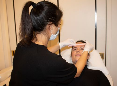 I Tried The Hot New Alternative To Microblading. Here's What You Need to Know