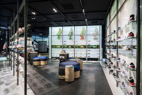 Nike is Named World's 8th Healthiest Company