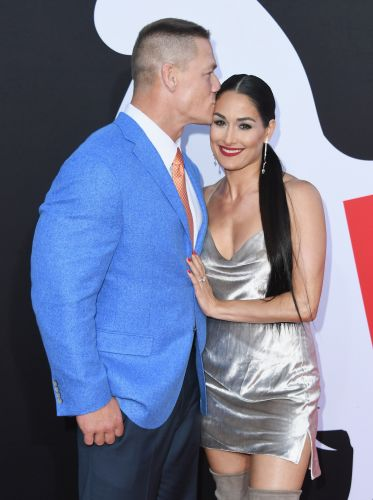 "John Cena Says He's ""Willing"" to Reverse His Vasectomy to Win Back Nikki Bella on 'Total Bellas'"