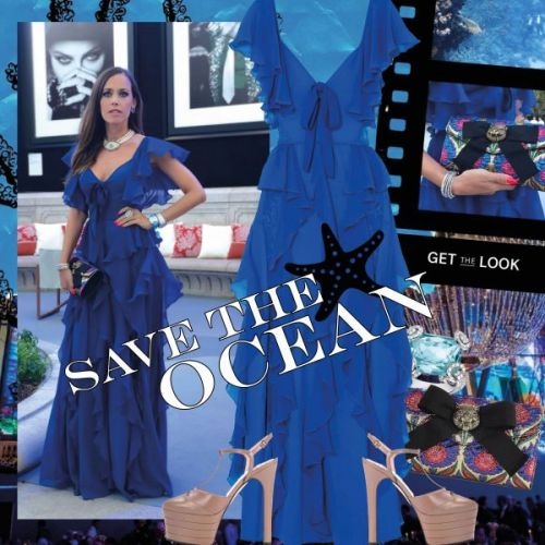 My Look: Save the Ocean