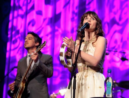 Zooey Deschanel on the One Detail People Get Wrong About Her