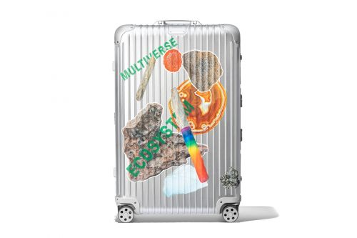 Rimowa Are Selling Luggage Stickers Helping The Environment