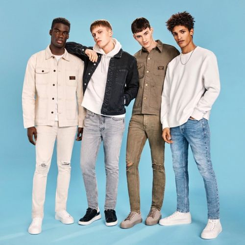 The Fabric of You: Topman Highlights Latest Denim Fits