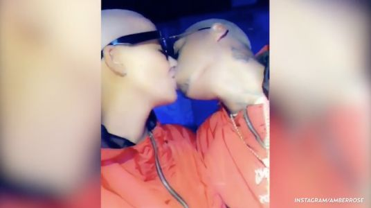 Amber Rose Shares Video of 'The Night We Made Our Baby' With Alexander 'AE' Edwards