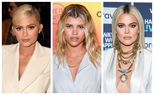 A Supportive Queen! Sofia Richie Shows Kylie Jenner and Khloé Kardashian's Makeup Collection Some Love