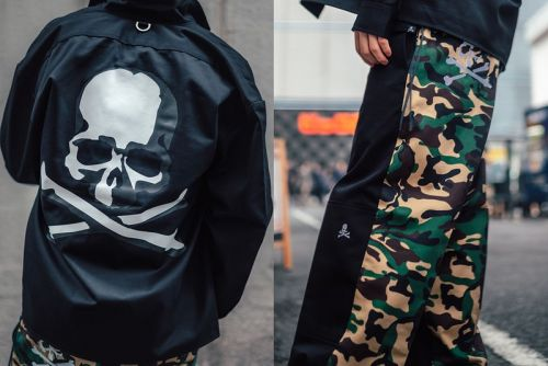 Mastermind JAPAN & Dickies Team Up for Limited-Edition Camouflage Print Capsule