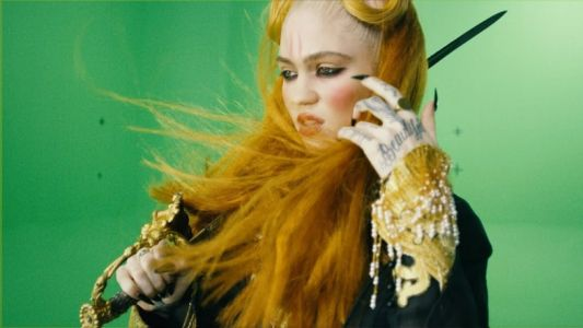 Grimes is inviting fans to create their own video for her new single