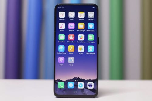 Oppo Reveals the Find X Smartphone