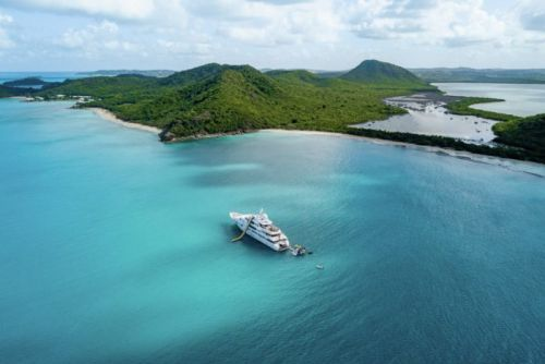 The Three Best Charter Yachts for Gourmands