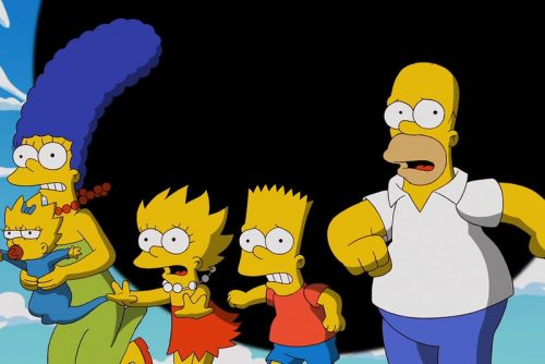 """'The Simpsons' Pulls """"Michael Jackson"""" Episode From Circulation"""