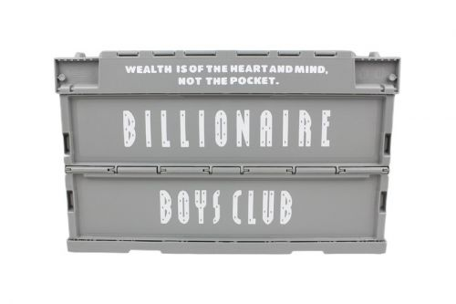 Billionaire Boys Club Unveils Second Drop of Limited-Edition Crates