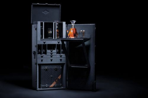 This Louis Vuitton Trunk is a Home for Your Hennessy