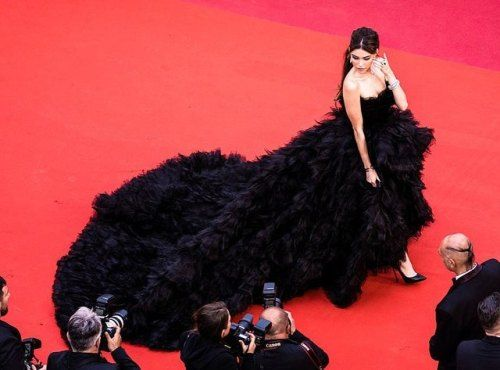 Flawless! Madison Beer looking dreamy at the 72nd Cannes Film
