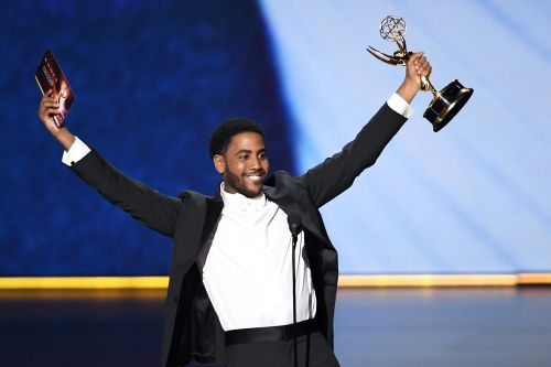 Jharrel Jerome dedicates first Emmy win to 'Exonerated Five'
