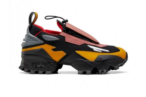 Pyer Moss and Reebok Release New Trail Fury Silhouette