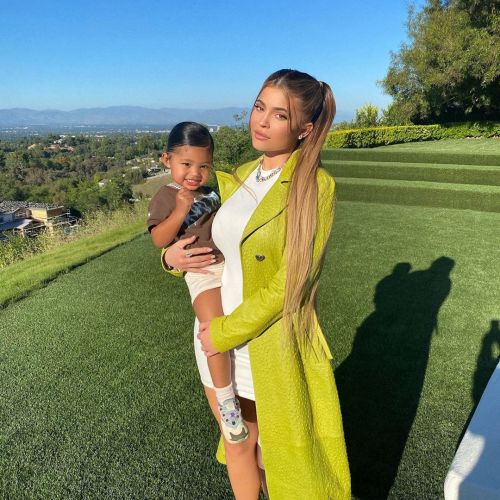 Kylie Jenner Debuts Seemingly New Tattoo for Daughter Stormi and We're Obsessed