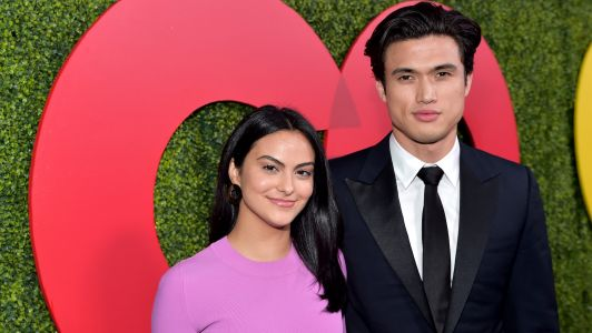 Uh, It Looks Like 'Riverdale' Star Charles Melton Got Girlfriend Camila Mendes' Name Tattooed on Him